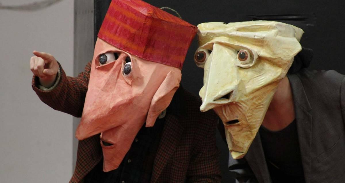Mask and Movement Training
