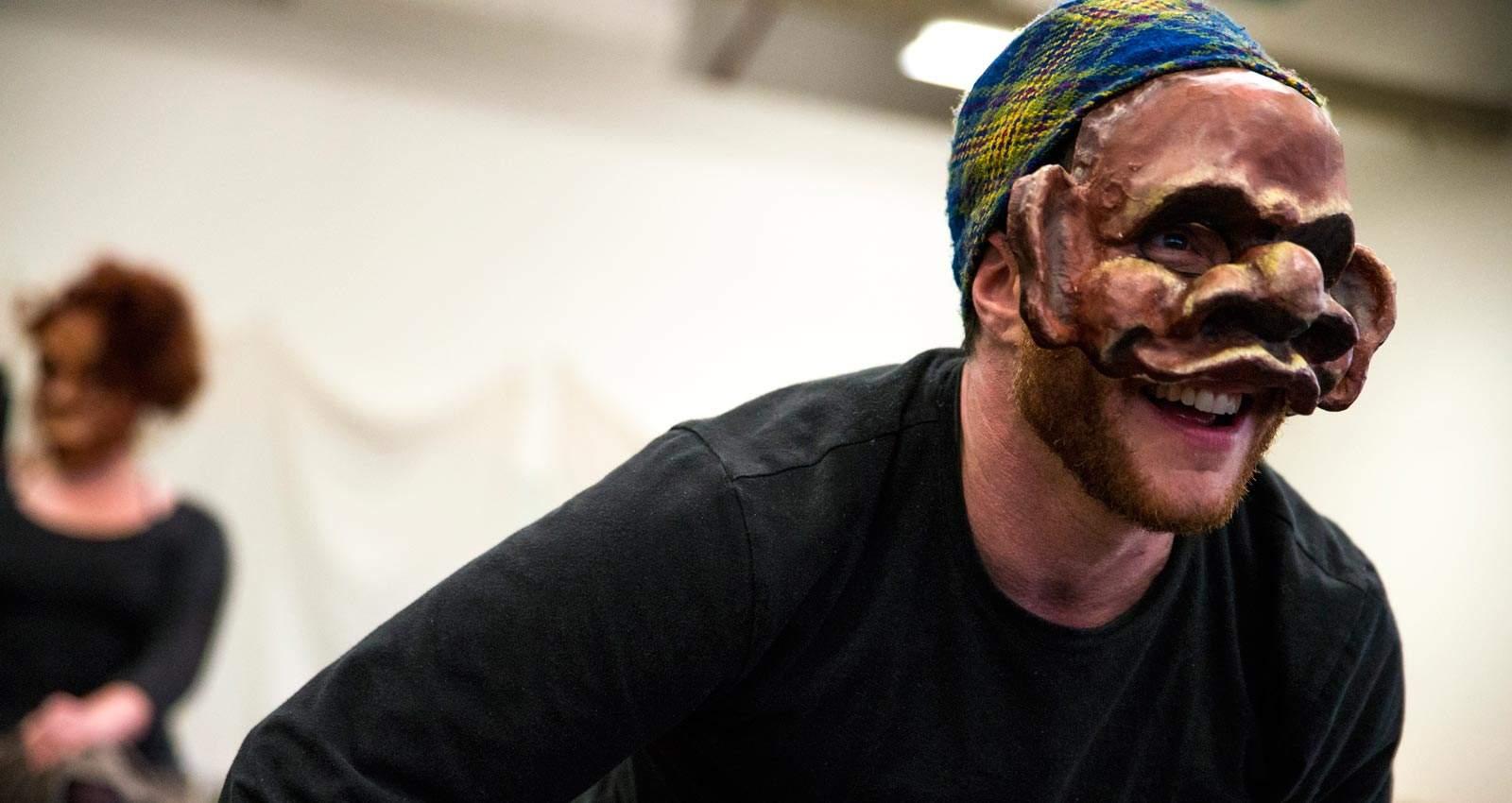 Mask Work and Body Language