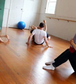 Movement and Physical Theatre Training