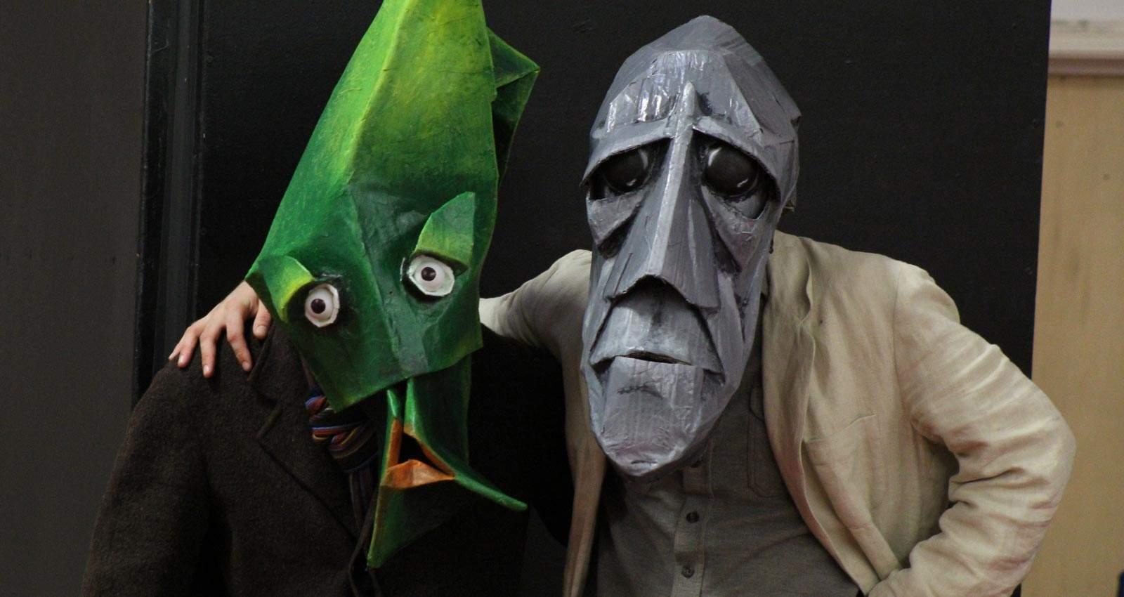 Professional Mask Training