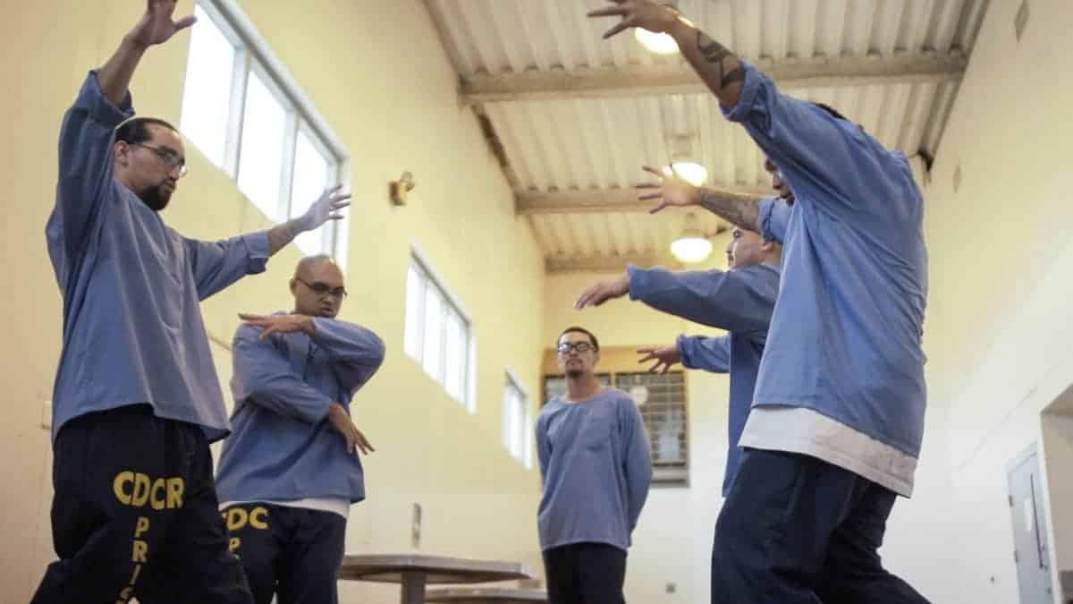 Arts in Pelican Bay State Prison - Dell'Arte International